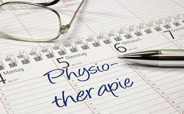 Termin Physiotherapie
